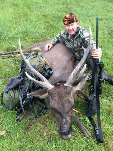 Des Buckhurst - Sambar Deer Success Story