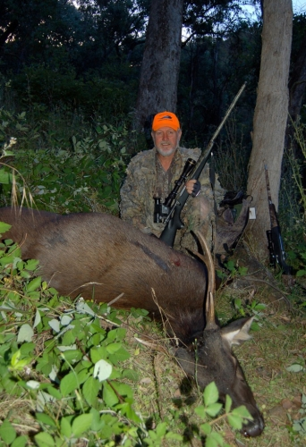 Robert Borsak - Sambar Deer Success Story
