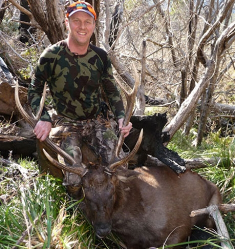 Matt Appleton - Sambar Deer Success Story