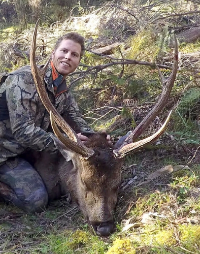 Luke Myers - Sambar Deer Success Story
