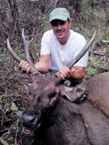 Paul Cavaleiri - Sambar Deer Success Story