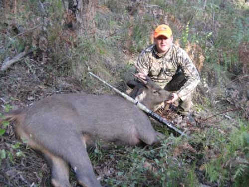 David 'Bluey' Smith - Sambar Deer Success Story