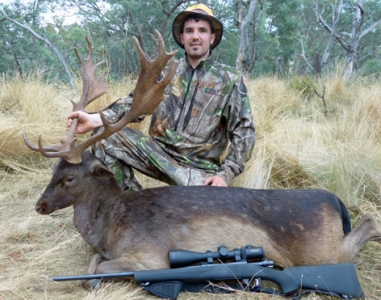 Paul Binns - Sambar Deer Success Story